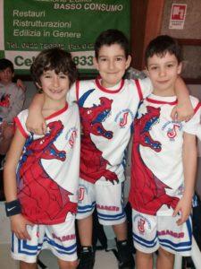 Cip & Ciop Quarto D'Altino Scoiattoli 2009-2010 7