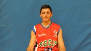 2 BCJ U18 Gabriele Bertin