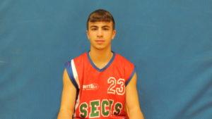 23 BCJ U18 Simone Querin