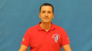 BCJ U18 Coach Enrico Costatntini