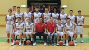 U18 BCJ U18 & Coaches