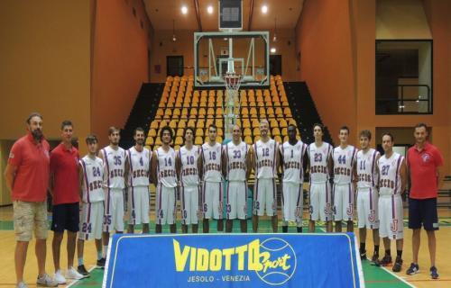 BCJ Serie C Gold 2017-18